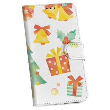SHL24 AQUOS PHONE SERIE mini アクオスフォン au エーユー カバー 手帳型 全機種対応 あり カバー レザー ケース 手帳タイプ フリップ ダイアリー 二つ折り 革 クリスマス ツリー 英語 010017