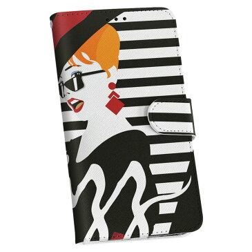 LGV33 Qua phone PX キュア フォン lgv33 au エーユー 手帳型 スマホ カバー 全機種対応 あり カバー レザー ケース 手帳タイプ フリップ ダイアリー 二つ折り 革 014214 音楽 楽器 ジャズ