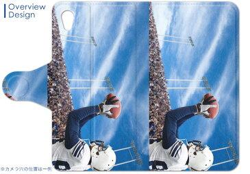 SOV31 Xperia Z4 エクスペリア au エーユー スマホ カバー 手帳型 全機種対応 あり カバー レザー ケース 手帳タイプ フリップ ダイアリー 二つ折り 革 ラグビー スポーツ 写真 スポーツ 000031