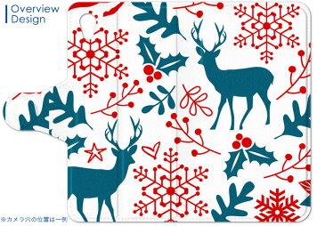 SHL24 AQUOS PHONE SERIE mini アクオスフォン au エーユー カバー 手帳型 全機種対応 あり カバー レザー ケース 手帳タイプ フリップ ダイアリー 二つ折り 革 クリスマス ツリー 英語 010018