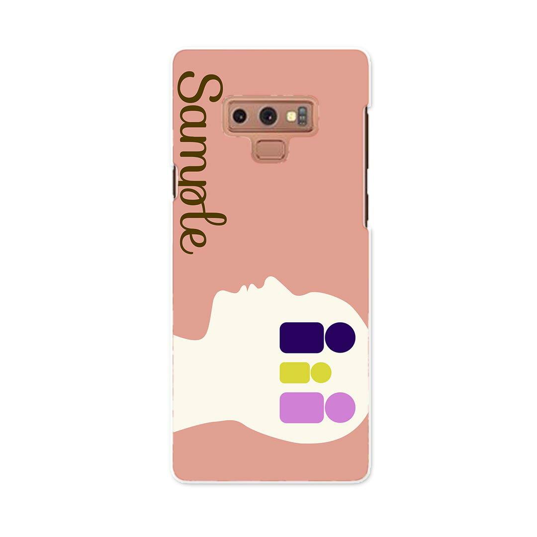 スマートフォン・携帯電話用アクセサリー, ケース・カバー SCV40 Galaxy Note9 au scv40 PC 016318