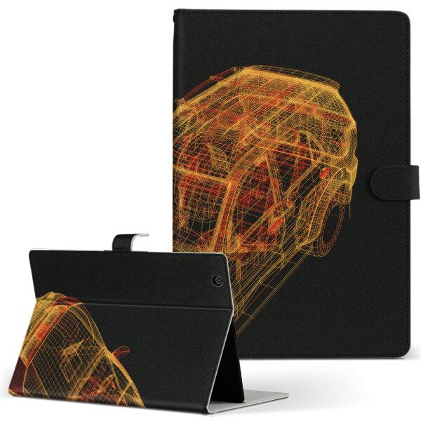 LuvPadAD100MouseComputerマウスコンピューターラヴパッドluvpadad100Lサイズ手帳型タブレットケー