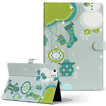 M1026S KEIAN 恵安 KEIAN 恵安 m1026s Lサイズ 手帳型 【2個以上送料無料】 タブレットケース カバー 全機種対応有り レザー フリップ ダイアリー 二つ折り 革 その他 クリスマス 雪だるま 緑 005261