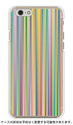 【送料無料】 カラフルストライプ (クリア) / for iPhone 6/Apple 【Coverfull】【ハードケース】iphone6 ケース iphone6 カバー iphone 6 ケース iphone 6 カバーアイフォーン6 ケース アイフォーン6 カバー iphoneケース ブランド iphone ケース