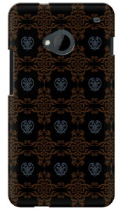 【送料無料】 NOIZ-DAVI 「z.c.t-dna」 / for HTC J One HTL22/au 【SECOND SKIN】【セカンドスキン】【全面】【受注生産】【スマホケース】【ハードケース】au HTL22 カバー HTC J One カバー HTC J One HTL22 カバー htcj スマホケース
