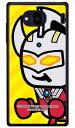 ウルトラマンシリーズ ウルトラマンタロウ ズーム (クリア) / for Qua phone QX KYV42・DIGNO V/au・MVNOスマホ(SIMフリー端末)qua phone px ケース qua phone px カバー kyv42 ケース kyv42 カバー digno v ケース digno v カバー キュアフォン