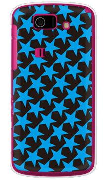 【送料無料】 スター TYPE2 ブラック×ブルー (クリア) / for AQUOS PHONE SL IS15SH/au 【SECOND SKIN】au is15sh カバー is15sh ケース aquos phone sl is15sh カバー aquos phone sl is15sh カバー aquos phone sl is15sh ケース アクオスフォン