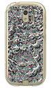 【送料無料】 ノイジー サーフェイス (クリア) / for らくらくスマートフォン me F-03K/docomo 【Coverfull】ドコモ らくらくスマートフォンme ケース らくらくスマートフォンme カバーf-03k ケース f-03k カバー 花 和柄 かわいい 迷彩 かっこいい 激安