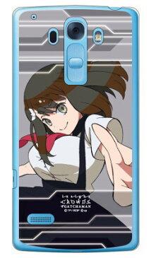 ガッチャマンクラウズインサイト(GC_insight)シリーズ 「Opening-hajime(一ノ瀬はじめ)」 (クリア) / for Disney Mobile on docomo DM-01G/docomoドコモ dm−01g カバー dm−01g ケース ディズニーモバイル ドコモ ケースdm−01g disney