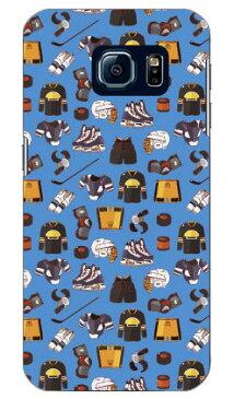 【送料無料】 ホッケーチーム ブルー produced by COLOR STAGE / for Galaxy S6 SC-05G/docomo 【Coverfull】sc-05g ケース sc-05g カバー sc-05gケース sc-05g カバー galaxy s6 ケース galaxy s6 カバー ギャラクシーs6 ケース ギャラクシーs6 カバー ドコモ