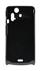 ブラック エクスペリア スマートフォンケース スマホケース
