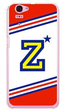 【送料無料】 Cf LTD チア イニシャル アルファベット Z レッド (クリア) / for Disney Mobile on docomo SH-05F/docomo 【Coverfull】sh05f ケース sh05f カバー sh05fケース sh05fカバー sh05f ミッキー sh05f ディズニー モバイル ドコモ スマホ