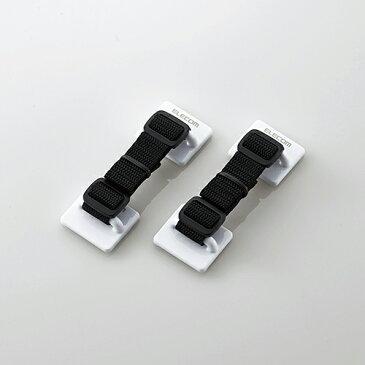 ELECOM(エレコム) 耐震ベルト(粘着シールタイプ) TS-001N2