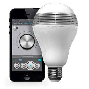 LED SMARTライトにスピーカーを内蔵【送料無料】 MIPOW PLAY BULB スピーカー内蔵 LED SMARTラ...