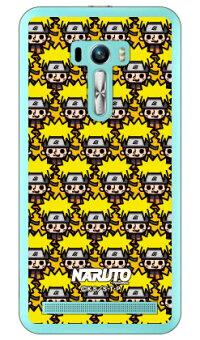 【光沢なし】ナルト疾風伝シリーズNARUTO×PansonWorksいっぱいうずまきナルト(クリア)/forZenFoneSelfieZD551KL/MVNOスマホ(SIMフリー端末)zenfoneselfieケースzenfoneselfieカバーゼンフォンセルフィーケース