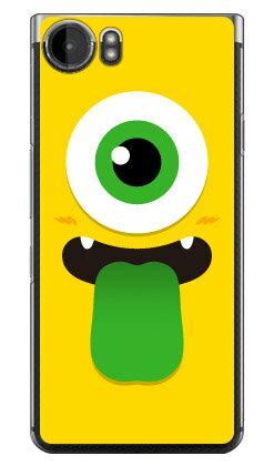 【送料無料】 ひとつめくん イエロー (クリア) / for BlackBerry KEYone BBB100/MVNOスマホ(SIMフリー端末) 【YESNO】blackberry keyone ケース blackberry keyone カバー BBB100 ケース BBB100 カバー ブラックベリー keyone ケース ブラックベリー