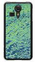 【送料無料】 スパークリング ウォーター サーフェイス (クリア) / for KC-01/UQ mobile 【Coverfull】kc01ケース kc01カバー ユーキューモバイル KC-01ケース KC-01カバー KYOCERA キョウセラ スマホケース スマホカバー かわいい クール 人気 激安