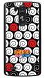 【光沢なし】 ナルト疾風伝シリーズ ロゴ うずまき (クリア) / for LG G3 BEAT LG-D722J/UQ mobile 【ハードケース】lg g3 beatケース lg g3 beatカバー ユーキューモバイル D722Jケース D722Jカバー lg g3 ケース lg g3 カバー スマホケース スマホカバー かわいい