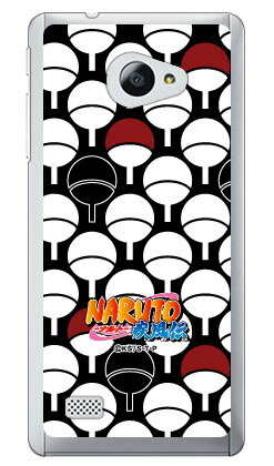 ナルト疾風伝シリーズ ロゴ うちは (クリア) / for VAIO Phone A VPA0511S・Biz VPB0511S/MVNOスマホ(SIMフリー端末)vaio phone a vpa0511s vaio phone a ケース vaio phone a カバー
