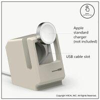 【送料無料】【シリコン素材】【AppleWatch充電スタンド】【アップルウォッチ充電スタンド】【横置き】パソコンデザインおしゃれかわいい充電スタンド軽量簡単設置机デスクベッド人気オススメ便利グッズ