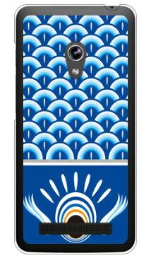 【送料無料】 鯉のぼり 青 (クリア) / for ZenFone 5 A500KL/楽天モバイル 【Coverfull】【ハードケース】ゼンフォン zenfone5 ケース zenfone 5 カバー zenfone 5 ケース zenfone 5 保護 楽天モバイル zenfone 5 zenfone 5 lte zenfone5 アクセサリー