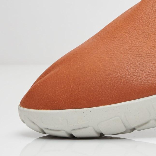 cheap for discount dd638 362a4 ... 人気 店舗限定 シューズ ナイキ メンズ ボンバー かわいい ストリート スニーカー 靴 mens Light Bone-Velvet  Brown 862439-200 Nike Air Moc Bomber Cognac