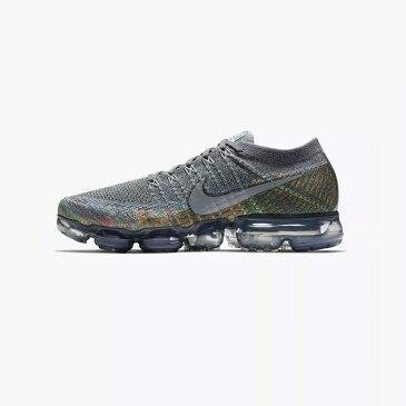 送料無料 Men's メンズ 店舗限定 Nike Sportswear Air Vapormax Flyknit Dark Grey/Reflect Silver/Blue Orbit 849558-019 ナイキ スポーツウエア エア ヴェイパーマックス フライニット ランニング 靴 スニーカー アパレル ファッション