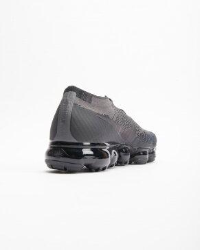 送料無料 Men's メンズ 店舗限定 NIKE AIR VAPORMAX FLYKNIT MIDNIGHT FOG/MULTI-COLOR-BLACK 849558-009 ナイキ エア ヴェイパーマックス フライニット ミッドナイトフォグ チャコールグレー 人気 スニーカー シューズ 靴