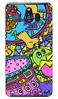 【送料無料】 かずはりんぬ 「ごちゃごちゃちゃん その3」 / for シンプルスマホ3 509SH/SoftBank 【SECOND SKIN】ソフトバンク シャープ 509sh ケース 509sh カバー 509shケース 509shカバー シンプルスマホ3 ケース シンプルスマホ3 カバー シンプルスマホ3 509sh