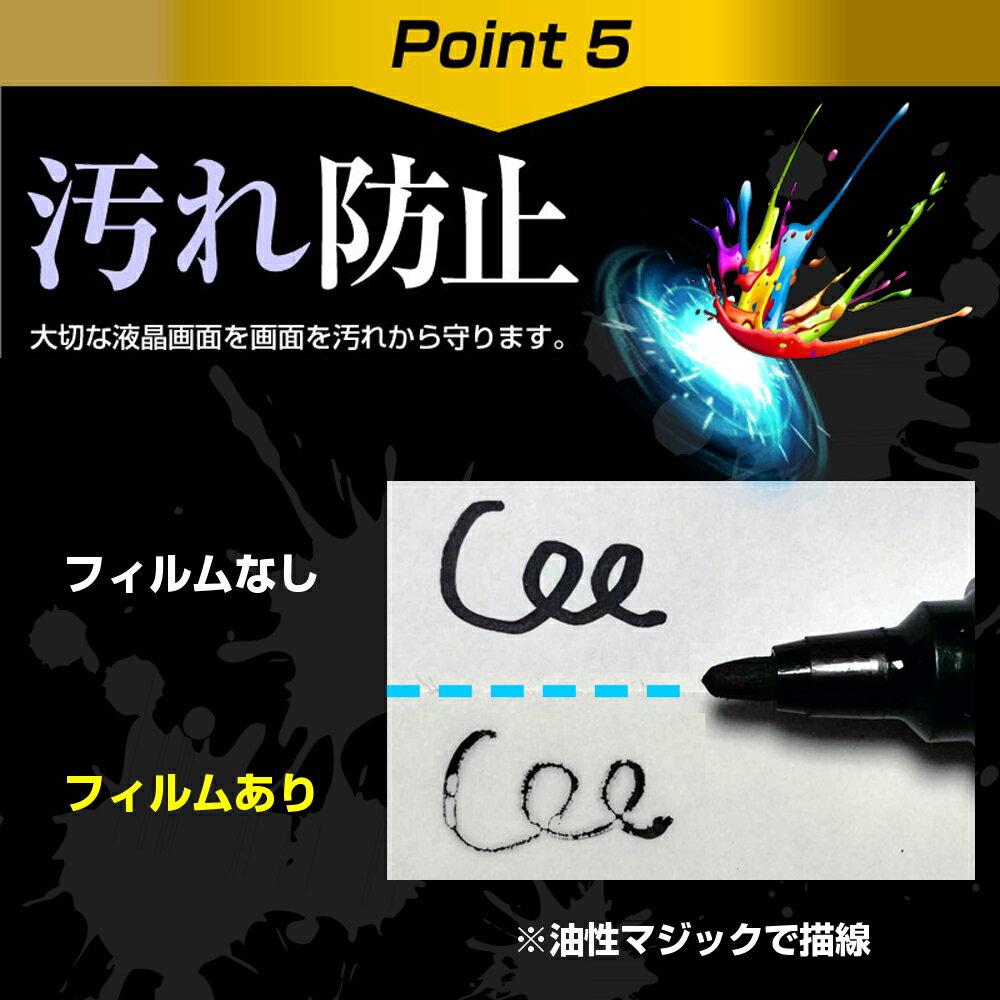 GoPro HERO7 Black/GoPro HERO6 / GoPro HERO5 液晶モニター、レンズ、表示パネル3点セット専用 強化ガラス と 同等の 高硬度9H 液晶保護フィルム メール便なら