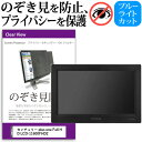 センチュリー plus one Full HD LCD-11600FHD2 [11.6インチ] 機種で使える のぞき見防止 覗き見防止 プライバシー フィルター ブルーライトカット 反射防止 液晶保護 メール便送料無料