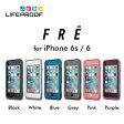 【送料無料】LIFEPROOF fre for iPhone6 iPhone6s ケース 防水 ライフプルーフ 防塵 耐衝撃 ip68《 iphone アイフォン スマホ 防水ケース 完全防水 スマホケース アイフォン6 アイフォン6s 衝撃吸収 ipx8 指紋認証 アウトドア 安心補償 》