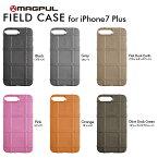 【正規販売代理店】 MAGPUL マグプル Field Case for iPhone 8 Plus / 7 Plus 耐衝撃ケース 耐衝撃 軽量 ミリタリー 4580395