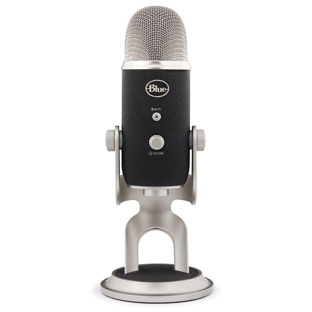 Blue Microphones Yeti Pro マイク USB 高音質 ブラック 《 ブルー・マイクロフォン 》