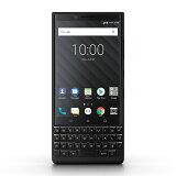 【正規販売代理店】ブラックベリー KEY2 ブラック Android 8.1 4.5型 メモリ/ストレージ:6GB/128GB nanoSIM×1 ドコモ/au/ソフトバンクSIM対応 SIMフリースマートフォン Android8.0 4580395354507 送料無料