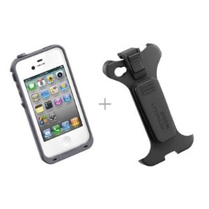 caseplayは【Lifeproof】の正規代理店です。【LIFEPROOF】iPhone4/4S LifeProof Case Gen2 Whit...