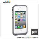 caseplayは【Lifeproof】の正規代理店です。【正規品】 防水ケース 【LIFEPROOF】iPhone4/4S ...