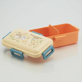 ふわっと弁当箱トトロフラワートトロジブリとなりのトトロかわいいお弁当箱1段ランチお弁当弁当箱キャラクタースケーター