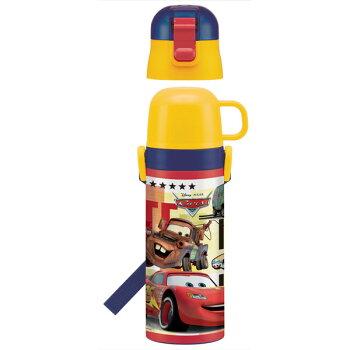 【送料無料】軽量2WAY水筒ステンレスボトルキャラクター保冷保温スヌーピーカーズトイストーリープリンセスディズニープリンセスしまじろうドラゴンボールドラゴンボール超ハローキティスケーターギフトラッピング