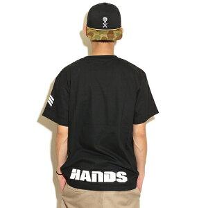 サンタスティックのHANDSTシャツ