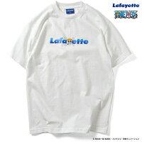 ワンピースとコラボしたLAFAYETTEのTシャツ