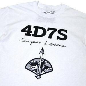 4D7SのTシャツ