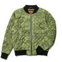送料無料 NINE RULAZ LINE ナインルーラーズ Quilt Camo Jacket キルティング ジャケット アウター NRAW16-023 迷彩 カモフラ