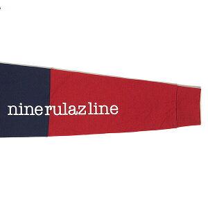 ナインルーラーズのラガーシャツ