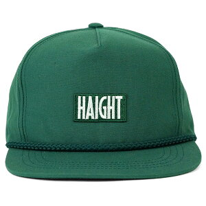HAIGHT(ヘイト)キャップ
