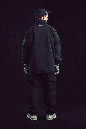 TEIJINの高機能素材を採用しワイルドシングスとコラボレーションしたインターブリードのジャケット