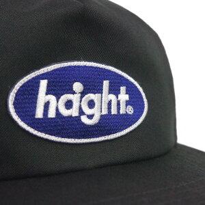 HAIGHTのキャップ