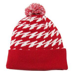 7ユニオン セブンユニオン ニットキャップ 7UNION Scrawl Knit Cap XD-09F RED レッド