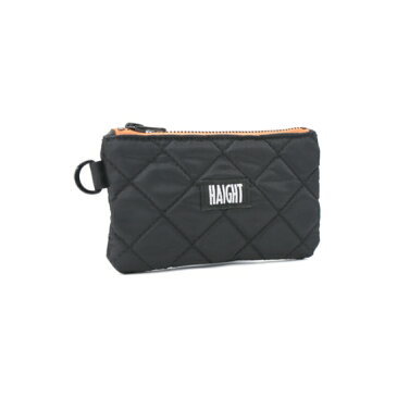 【 HAIGHT QUILTING POUCH (S) Black 】 ( haight ヘイト キルティング ポーチ バッグ Quilting POUCH BAG vape ベイプ )