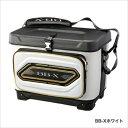 シマノ ISO COOL LIMITED PROBAー112N BBXホワイト 36L